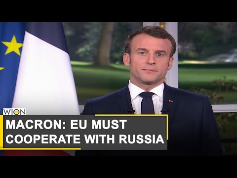 French Prez Macron defends calls for cooperation with Russia | World News | Latest English News