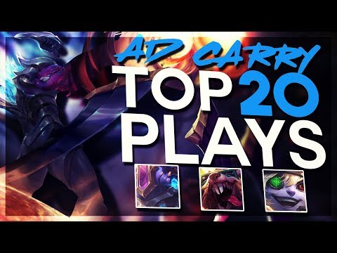 Top 20 ADC Plays #10 | League of Legends