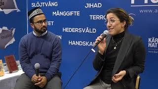 Islam i media - Fråga en Muslim - Bokmässan 2019