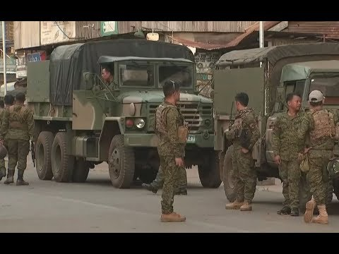 Duterte Wants To Deploy Troops To Middle East To Assist Repatriation