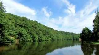 Camping du lac, calme et sérénité...