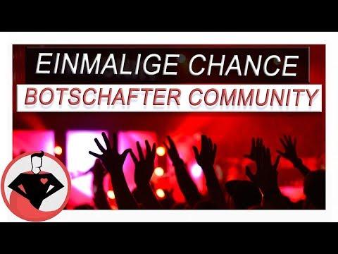😍 CHANCE DEINES LEBENS ➤ Botschafter Community KOSTENLOS Beitreten! 😎👍