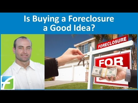 Is Buying A Foreclosure A Good Idea Youtube