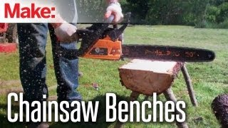 Diresta: Split Log Benches.