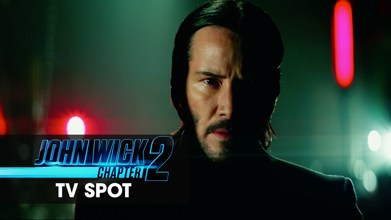 John Wick Chapter 2 2017 Movie Official Tv Spot Elegantly Crafted