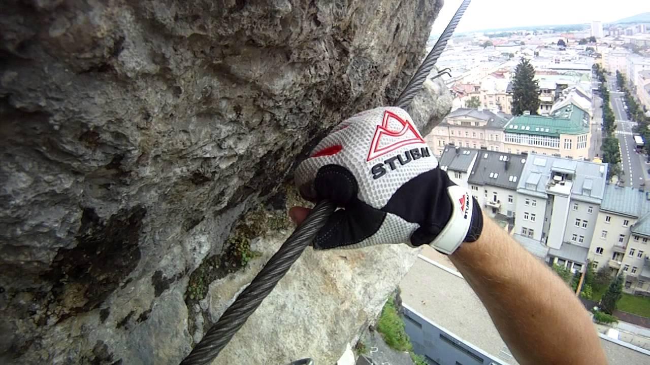 Klettersteig Salzburg : Die schönsten klettersteige für einsteiger fräulein flora