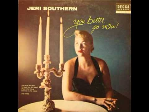Jeri Southern - That Ole Devil Called Love (1956)
