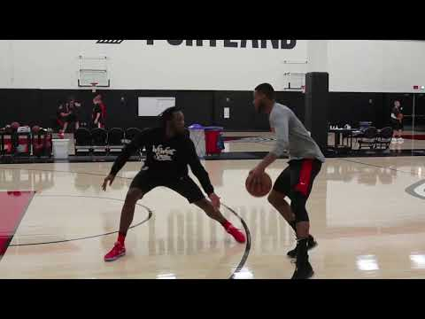 Portland Trail Blazers' Moe Harkless upgraded to questionable for Game 2 vs. Pelicans