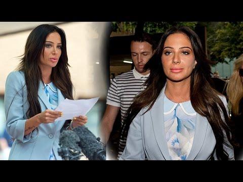 "Former ""X Factor"" Tulisa Contostavlos Drug Trial Collapses"