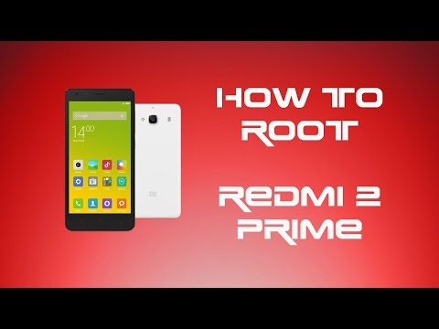 How to root Xiaomi Redmi 2 Prime