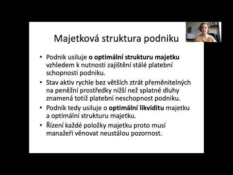 Download Ekonomika podniku - 4. přednáška