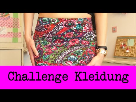 DIY Inspiration Challenge #39 Kleidung  DIY | Kathis Challenge | Tutorial – Do it yourself