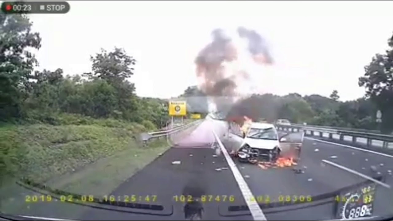 Accident at Plus Highway 8/2/19