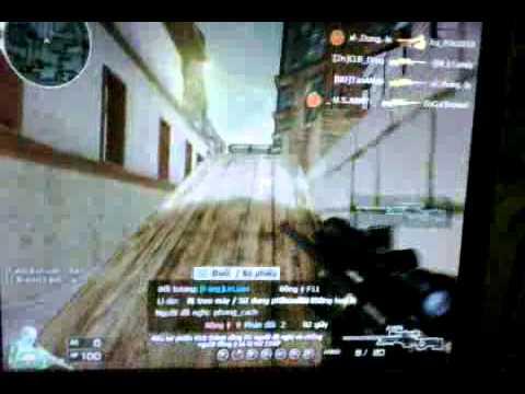 clip bắn AWM cực đỉnh của MR HƯNG
