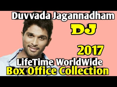 DUVVADA JAGANNADHAM DJ 2017 South Indian Movie LifeTime WorldWide Box Office Collection Cast Rating