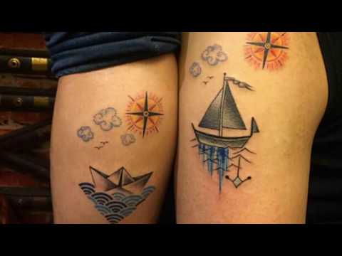 40 Awesome Ideas For Matching Tattoos