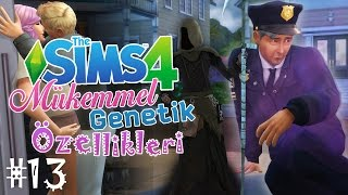 ndn ölüyon? - The Sims 4 Mükemmel Genetik Özellikleri - #13