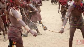 Whipping Ceremony - Hamer Tribe - Africa |