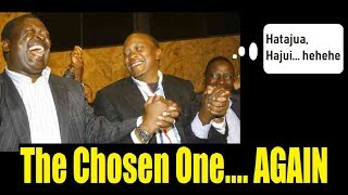 Musalia Is Uhuru's Shocking Choice For Successor: Secret Meeting Reveals