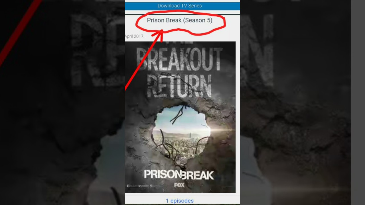 prison break s05e07 kickass