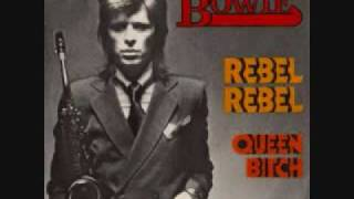 David Bowie - Rebel Rebel (Soulwax Club Mix)