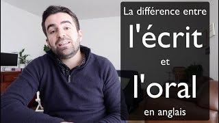 La différence entre PRONONCIATION et ORTHOGRAPHE en anglais