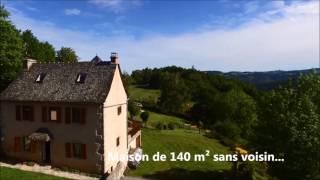 Ancienne ferme à la vente - Nord Aveyron Immobilier