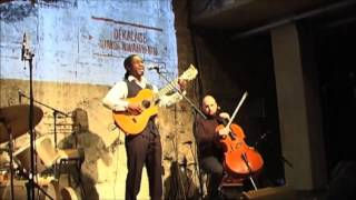 Simon Nwambeben - Cello Bitibak laPlaceTrempolino Nantes 2012