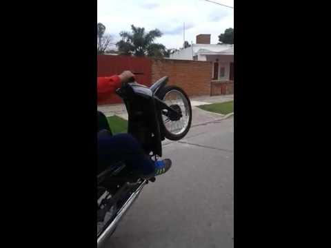 Yamaha Crypton Stunt Bell Ville CBA