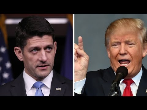 What the Trump-Ryan Feud Means for the GOP's Future (With All Due Respect - 10/12/16)