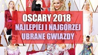 OSCARY 2018 NAJLEPSZE I NAJGORSZE KREACJE czerwonego dywanu   ShoeLove
