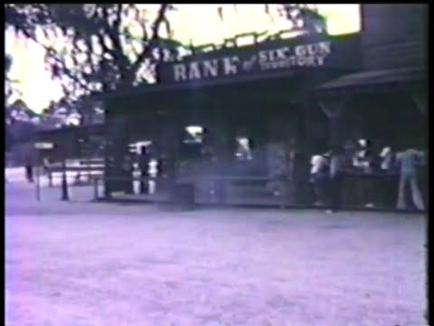 Tio Cid @ Six Gun Territory 1978  Florida