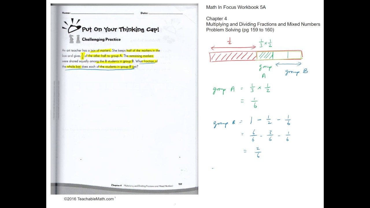 MIF Workbook 5A solutions chapter 4 Multiplying and ...