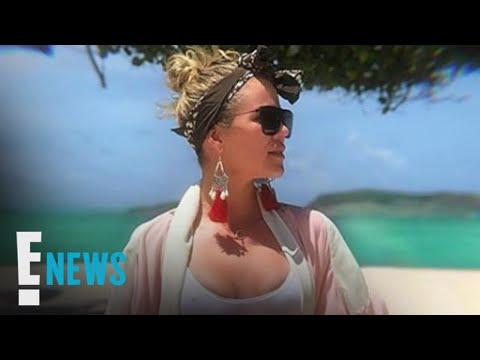 Khloé Kardashian Admits She Has Swimsuit Insecurities | E! News