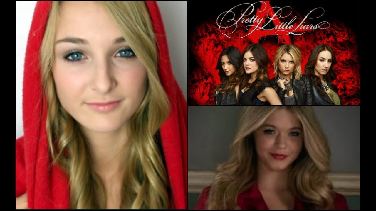 pretty little liars alison dilaurentis makeup hair costume for halloween youtube