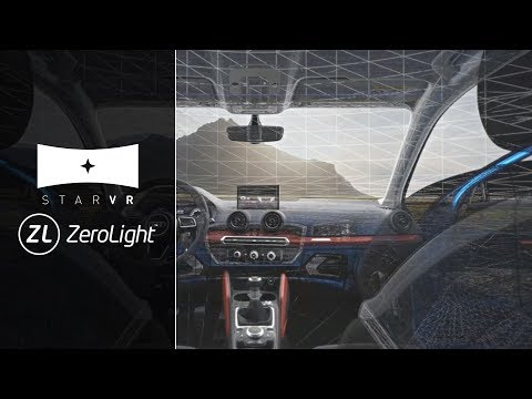 StarVR & ZeroLight: Premium Virtual Reality for Enterprise Presentation