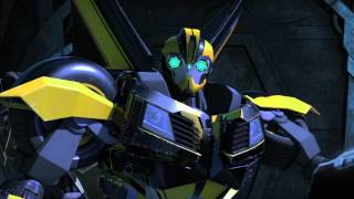 Transformers Bumblebee Bio | Transformers Prime: Beast Hunters TV Show