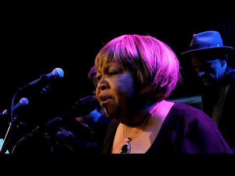 Slippery People - Mavis Staples | Live From Here With Chris Thile