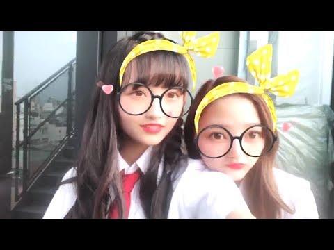 20180526 徳田心寧ちゃん(原宿駅前パーティーズNEXT・原宿乙女)がtwitterに投降した動画です。