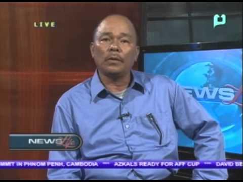 NewsLife Interview: Gen. Renato Miranda, Former Marine Commandant - on illegal logging