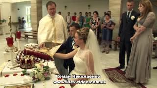 Венчание  Украинская греко католическая церковь