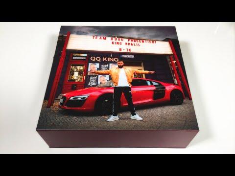 King Khalil - B-TK Box Unboxing