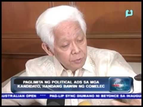 PTV News Break: Paglimita ng Political Ads sa mga kandidato, handang bawiin ng COMELEC