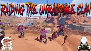 Rust Raids | Raiding the Unraidable Clan FEAR