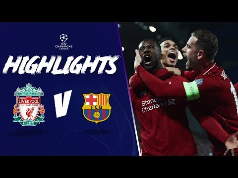 Reds complete miracle comeback against Barca: Liverpool 4-0 Barcelona   Champions League