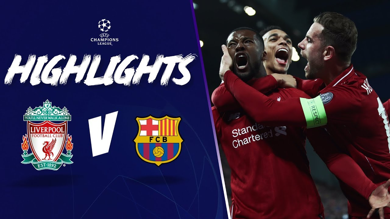 Reds complete miracle comeback against Barca: Liverpool 4-0 Barcelona | Champions League
