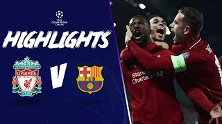 Download Reds complete miracle comeback against Barca: Liverpool 4-0 Barcelona   Champions League
