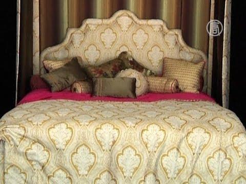 самая дорогая в мире кровать фото