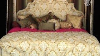 Самая дорогая кровать в мире «достойна короля» (новости)