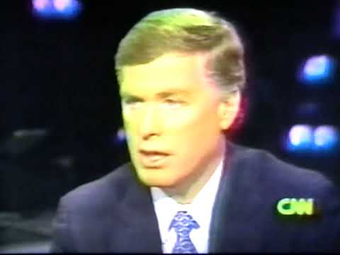 Dan Quayle on Iraq and The New World Order